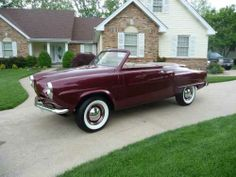 1952 Studebaker Roadster à vendre à Council Bluffs, Iowa - Annonce: 34091