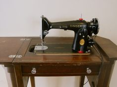 Links to Singer 201 Makeover Tutorial ~ Taking it apart, rewiring,oiling and getting it running smoothly again ~