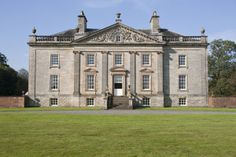 Auchinleck House, Ayrshire (Landmark Trust) Boswell lived here. Now you can hire it.