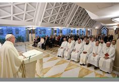 Pope at Mass: 'Pray for leaders despite their mistakes' - Vatican Radio