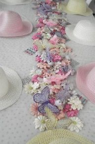 girls tea party ideas | cute centerpiece for little girls parties and tea parties ~ the ...