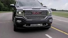 2017 GMC Sierra Denali Driving Video - YouTube