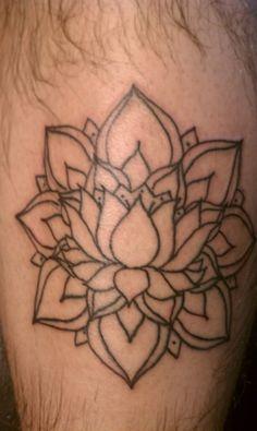 lotus tattoo   Tumblr
