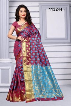 NEW DESIGNER SARI INDIAN SAREE ETHNIC BOLLYWOOD PAKISTANI WEDDING PARTY WEAR #Unbranded #Saree #PartyWearandCasualWear