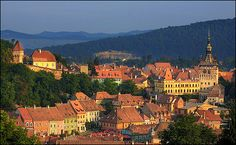 Sighisoara, Rumania