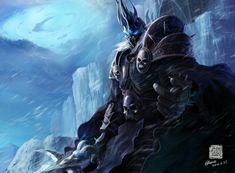 6kart,Arthas,frostmourne,Lich King,World of Warcraft Wrath of the Lich King,wallpaper