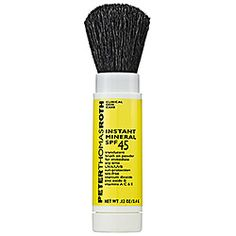 Peter Thomas Roth Instant Mineral SPF45  stuffs the bomb!!!