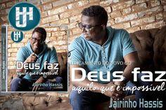 Jefter Divulgação: Jairinho Hassis lança o seu novo cd