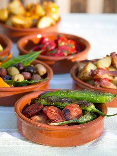 Tapas Recipes: Chorizo