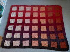 natuurrondleiding door een IVN-Natuurgids: quilts - gehaakte dekens