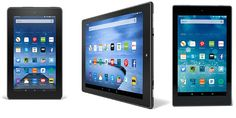 Amazon anuncia nuevas Tablets Fire HD económicas - http://www.esmandau.com/176380/amazon-anuncia-nuevas-tablets-fire-hd-economicas/