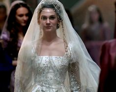 Farya Sultana's wedding dress - 2x10  - Magnificent Wardrobe