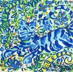 Oh what a purrfect day! #lilly5x5