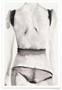 Slap - Victoria Verbaan - Premium Poster