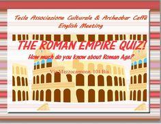 the roman empire quiz - english meeting