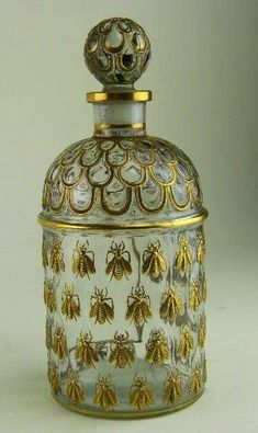 Guerlain Perfume bottle