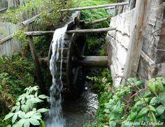 Moară de apă - Gârda de Sus Outdoor Structures, Garden, Garten, Lawn And Garden, Outdoor, Tuin, Gardens, Yard