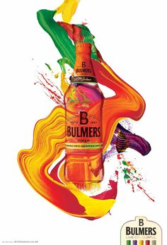 Bulmers: Colourful, 3 - Adam & Eve DDB, London, UK