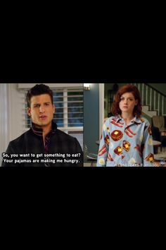 Love Tessa & Ryan! Suburgatory is one of my fave shows!