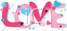 Love, Mother's Day Clipart