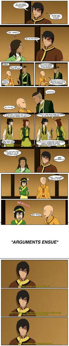 Avatar and Recreation by kkachi95 on DeviantArt