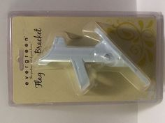Evergreen Cast-Iron 2-Position Flag Pole Bracket Water Resistant New In Package #Evergreen