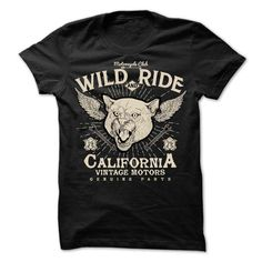 (Tshirt Coupons) motorcycle club wild ride and 1979 california vintage motors genuine parts [Tshirt Facebook] Hoodies, Funny Tee Shirts