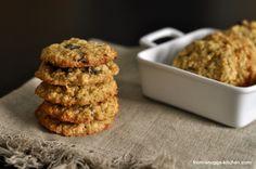 Kirsch-Mandel-Cookies