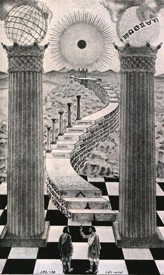 The Masonic Ladder and the Great Chain of Being - Google Search
