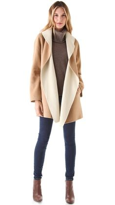 Joie Teyona Coat $468  email us at Chaboutique@gmail.com or call us 314-993-8080