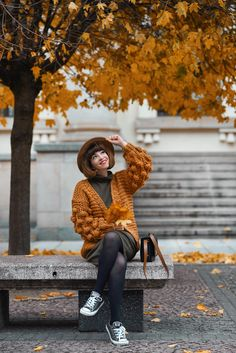 grobstrick, cardigan, strickjacke, berlin, nachgestern, fashionblog, modeblogger, outfit, herbst, fall, mode, streetstyle, suess, vintage, retro, trend Fashion Weeks, Autumn Winter Fashion, Fall Winter, Trends, Pullover, Fashion Bloggers, Mantel, Poetry, Hipster