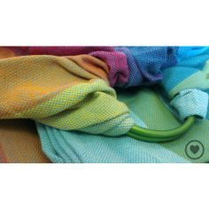 yum. Wearababy Arctic Rainbow Ring Sling