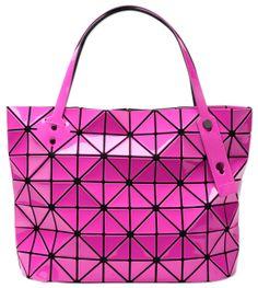 BAO BAO ISSEY MIYAKE ROCK-4 TOTE SMALL bag