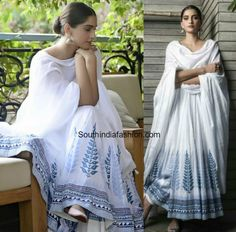 Sonam Kapoor in Anita Dongre photo