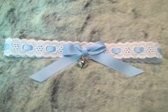 Pale lolita collar - pet play little space kitten play puppy play bunny play…