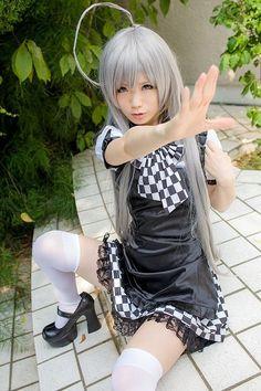 cosplaygirl: [倉坂くるる] 這いよれ!ニャル子さん: ニャルラトホテプ - コスプレ