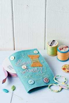 Need a quick make? This needle book is ideal (Sew, issue 63)