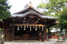 福岡県糟屋郡宇美町「宇美八幡宮」安産で有名な神社です