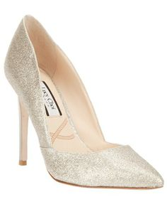 LUCY CHOI Pointed Pump