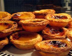 Pasteis de Nata, spécialité ©Comme à Lisbonne - Le Bonbon
