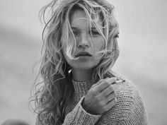Kate Moss By Peter Lindbergh For Naked Cashmere Fall 2016 Ad Campaign (3)