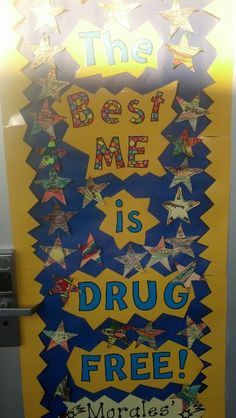 Easy and free Red Ribbon week idea