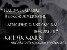 Beautiful Creatures trailer