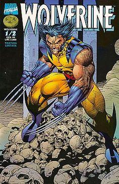 Wolverine è uno dei personaggi maschili della Marvel che preferisco. Forse per il film X-Men in cui appare molto affascinante, o per i suoi poteri rigeneranti ed i suoi strani artigli.