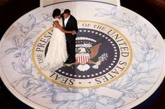 President Barack Obama and first lady Michelle Obama dance at the Commander in Chief Inaugural Ball at the National Building Museum in Washington, D., on January (AP Photo/Charles Dharapak) Black Presidents, Greatest Presidents, American Presidents, American History, Michelle Obama, First Black President, Mr President, Joe Biden, Durham