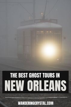 Spend an evening exploring the haunted side of New Orleans with one of the best ghost tours in New Orleans. Ghosts, Vampires and Crime. The best ghost tours in New Orleans, wanderingcrystal, ghost tour New Orleans, spooky things to do in New Orleans, Explore New Orleans, NOLA things to do, Travel NOLA, New Orleans haunted locations, haunted things to do in New Orleans, haunted places in New Orleans, Louisiana things to do, dark history in New Orleans, New Orleans Dark Tourism #NewOrleans #Spooky