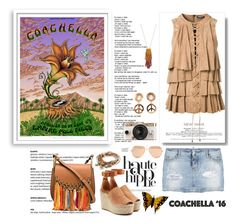 """""""Coachella"""" by terry-tlc ❤ liked on Polyvore featuring Bomedo, Theory, Chloé, Balmain, Dsquared2, Lizzy James, Linda Farrow, Urban Outfitters, Moschino and Vince Camuto"""