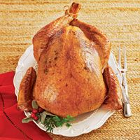 Roasted Sage Rosemary Turkey #HEBHolidayMeal