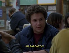 "Which ""Freaks And Geeks"" Character Are You"