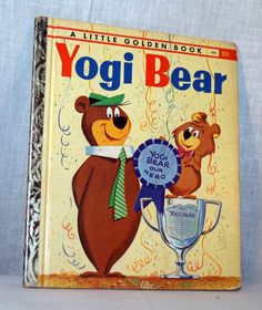 Yogi Bear Little Golden Book